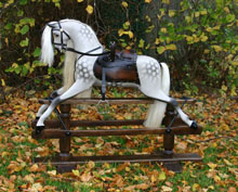 East Sussex rocking horse